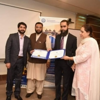 """Institute of Financial Markets of Pakistan has successfully completed its first batch of """"Diploma of Capital Markets"""" at NUST Professional Development Centre, Islamabad in Feb, 2019"""